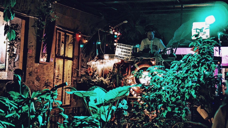 Budapest Ruin Bar Szimpla Kert