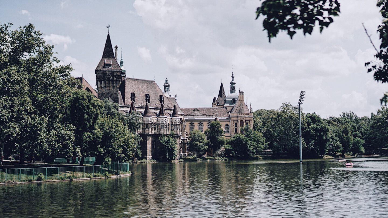 Budapest Burg Vajdahunyad