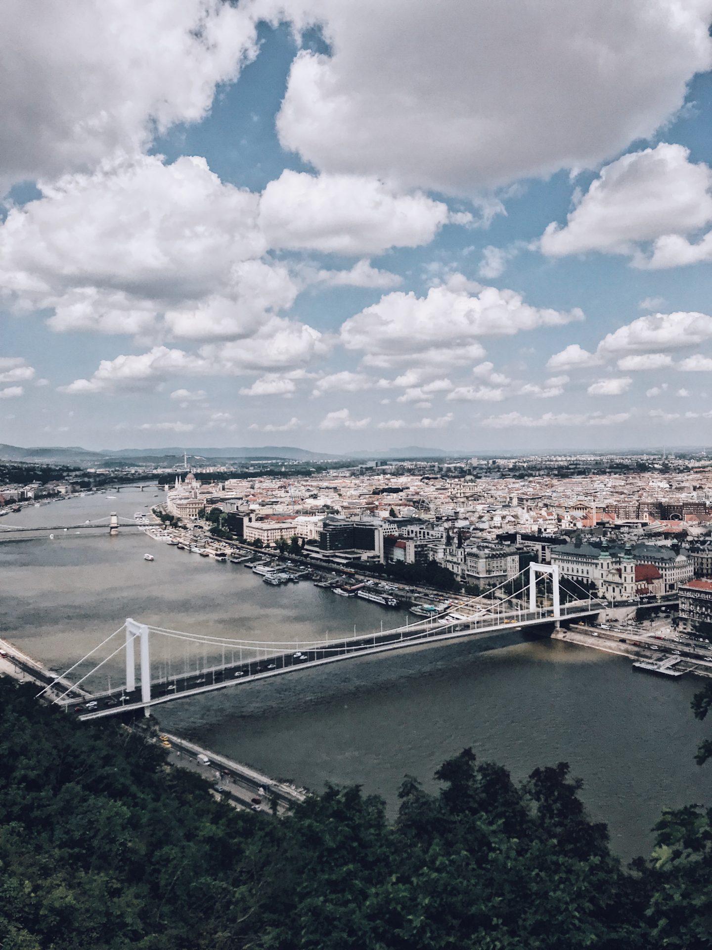 Budapest Gellértberg