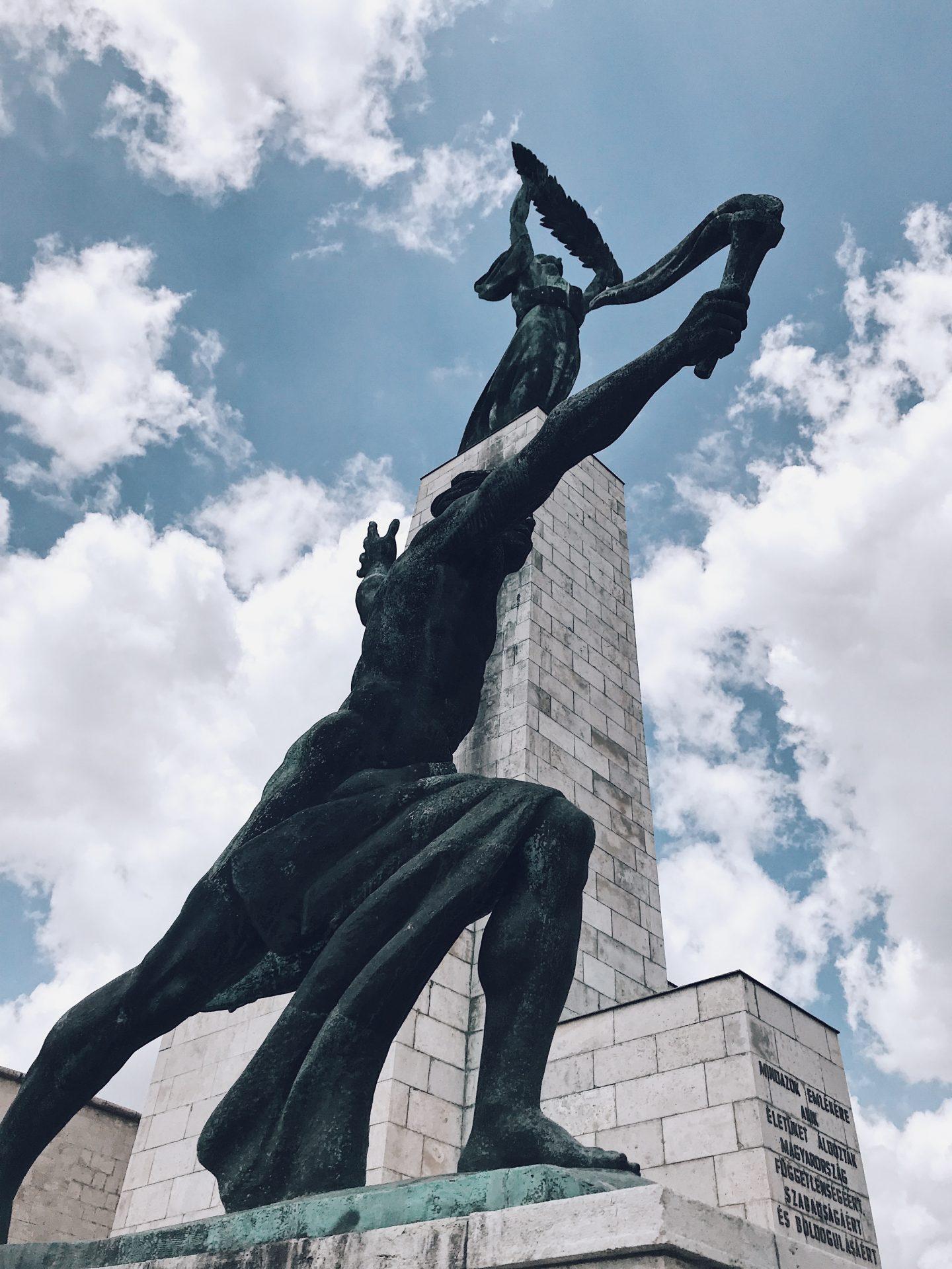 Budapest Freiheitsstatue